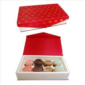 All time #favourite for all #sweet #lovers! Send this #RedMuffinBox to make your #happiness double.  Shop #OnlinegiftstoIndia @ http://www.giftsngreets.com