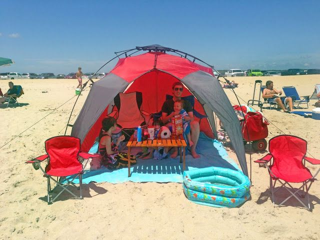 Great Pop Up Tent Canopy For Beach Soccer Games Or Any