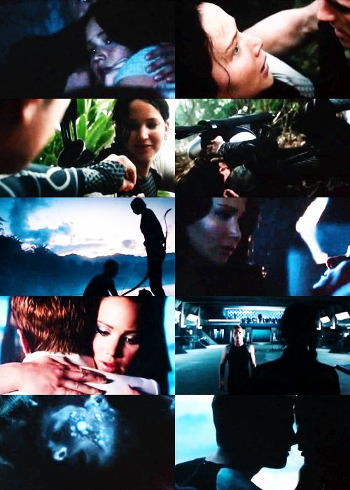 Catching Fire was a roller coaster of FEELS Excuse me while I go rock back and froth sobbing in a corner.