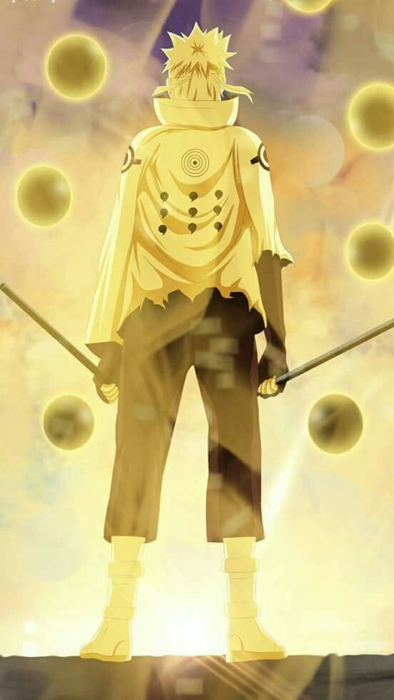 Naruto asura mode