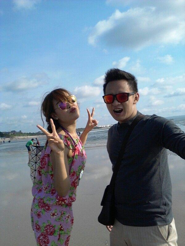 Kuta beach :)