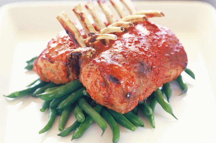 Tandoori Lamb Recipe - Taste.com.au