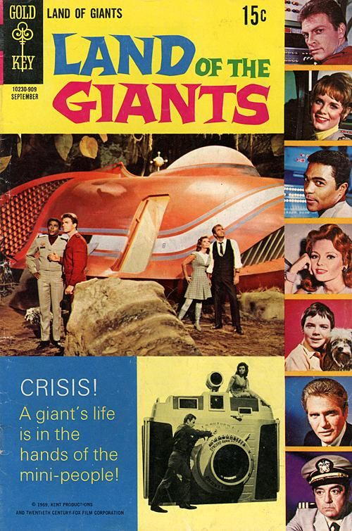 Land of the giants television show - Google Search