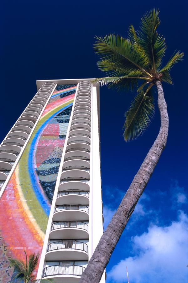 Hilton Hawaiian Village - The Rainbow Tower. Loved it here!