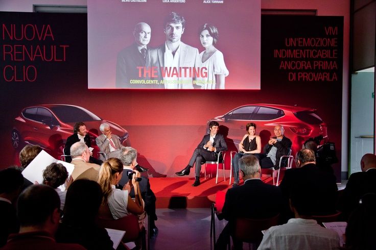 """Conferenza Stampa """"The Waiting"""""""
