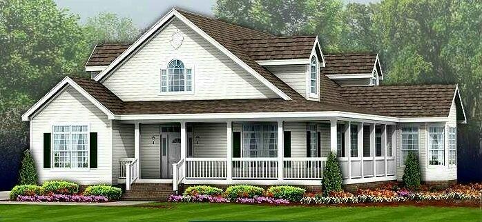 Ranch House | MODULAR HOME FLOOR PLANS NC « Unique House Plans