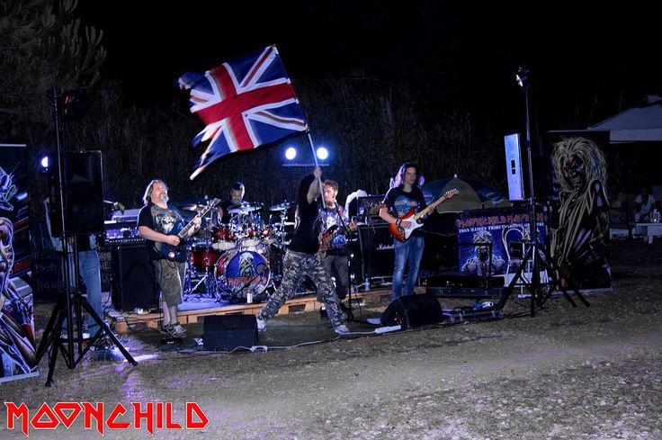 Si ritorna in Croazia con le canzoni degli Iron Maiden. UMAGO - Stella Maris Camping - Staaari Rockeri - Charlie Bar
