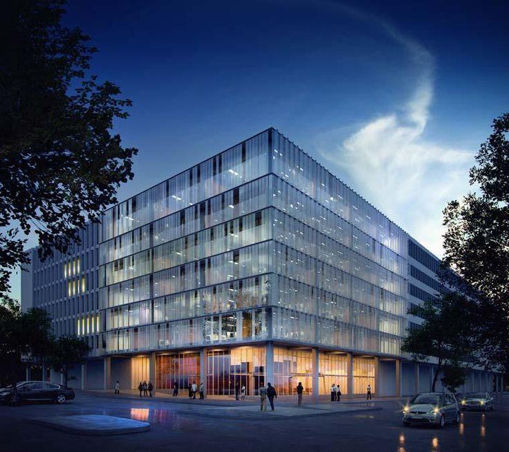 Edifício sede da sedhab por 0e1 arquitetos http galeriadaarquitetura com