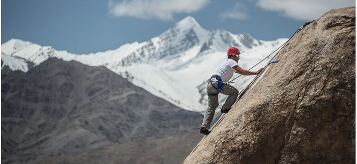 Check out the list of Top Rock Climbing Destinations in India where an adventure enthusiast can carry out this thrilling and exciting sport.