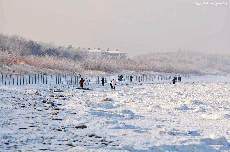 Zima w Świnoujściu – tak było rok temu   Świnoujście w sieci