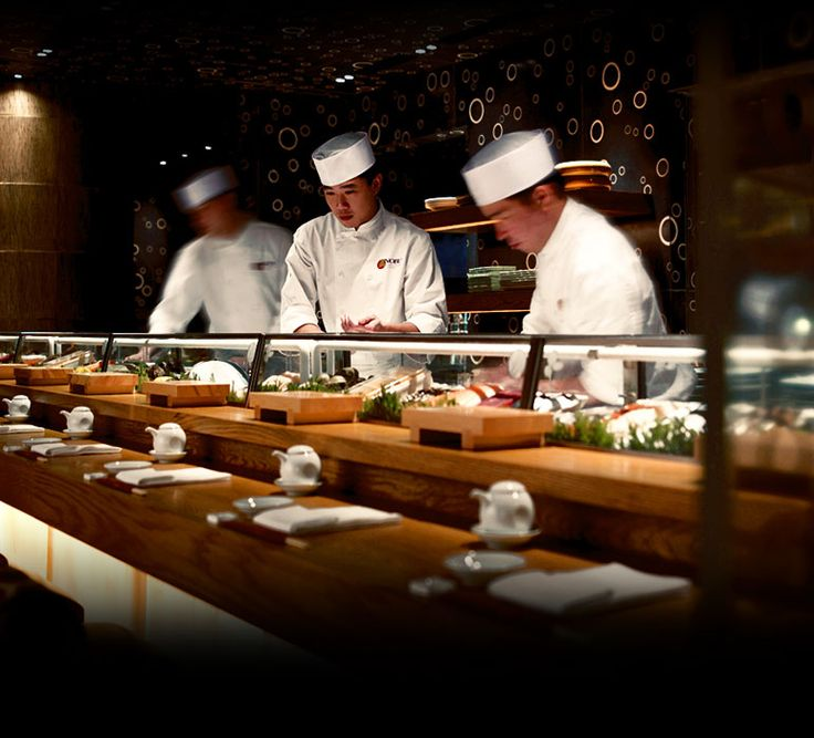Happy Hour in Nobu's bar and lounge area, between 5 and 7 p.m., Monday through Friday. For $10 or less per plate.