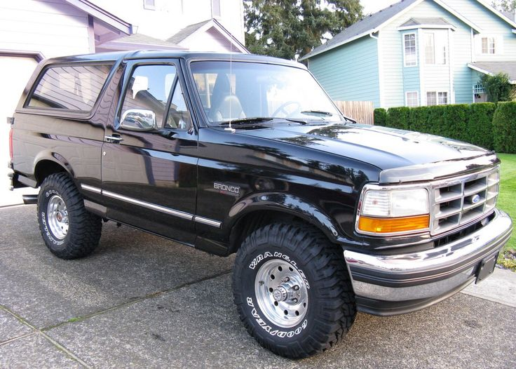 1994 ford bronco ford bronco pinterest ford bronco and ford