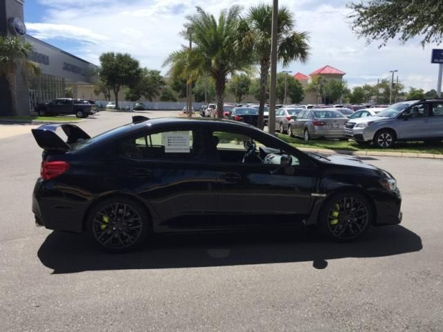 2018 Subaru WRX STI Base For Sale In Jacksonville | Cars.com