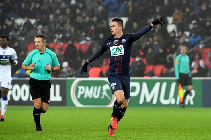 Minimum room for error for PSG in French League action   Paris (AFP)  With one eye twitching in the direction of Barcelona in the Champions League Paris Saint-Germain head into their first taste of 2017 French league action with ground to make up.  Saturdays game at a Rennes side with realistic designs on Europe will PSG hope reignite their form after an opening half of the campaign which saw four defeats and left them five points adrift of Ligue 1 table-toppers Nice.  With Monaco also three…