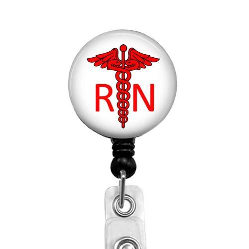 RN Badge Reel