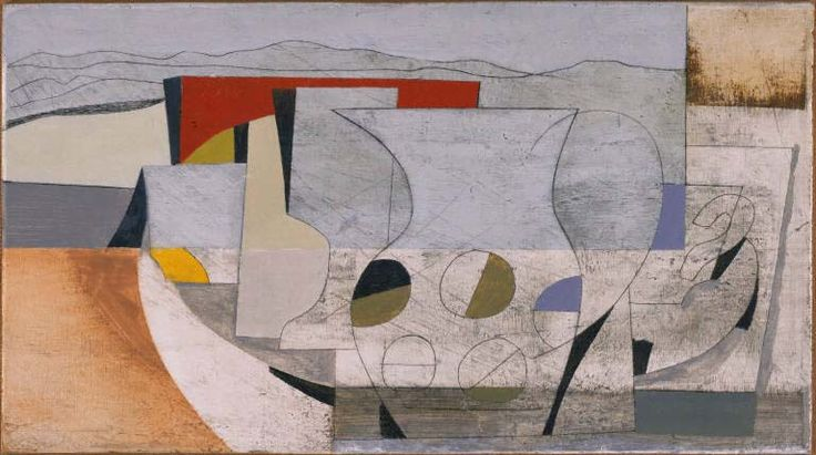 Still Life (Winter), November 3, 1950 by Ben Nicholson   The Collection