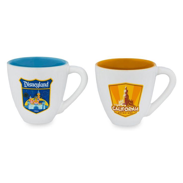 Disneyland Espresso Cups Set