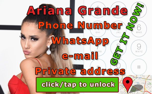ariana grande phone number  http://celebritiesmovie.com/celebrities-detail/ariana-grande-phone-number-and-email/