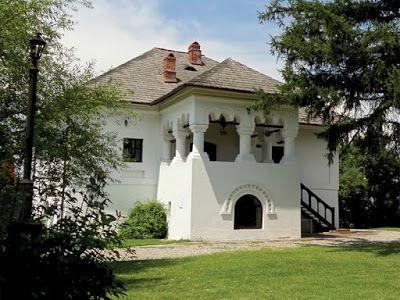 Monumente Uitate: Castele și conace revitalizate: Conacul Otetelișanu din Benești