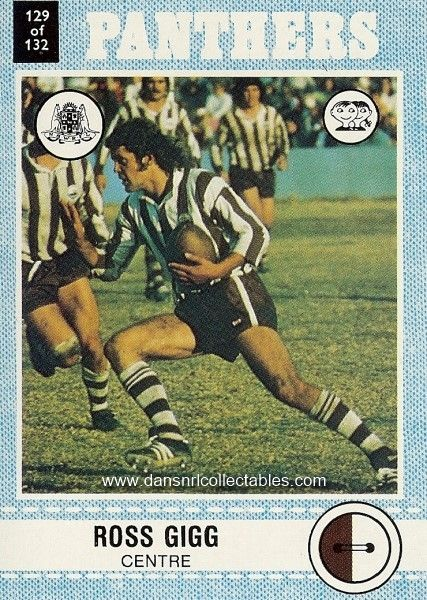 1977 129 Penrith Panthers