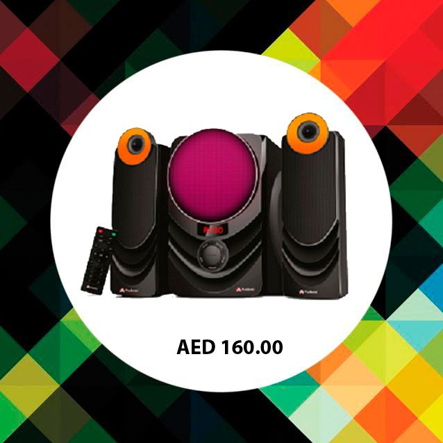 Audionic Rainbow R21.  #Speakers #audionic #musicsystems #online #shopping #electronics #music #ChannelSpeakers
