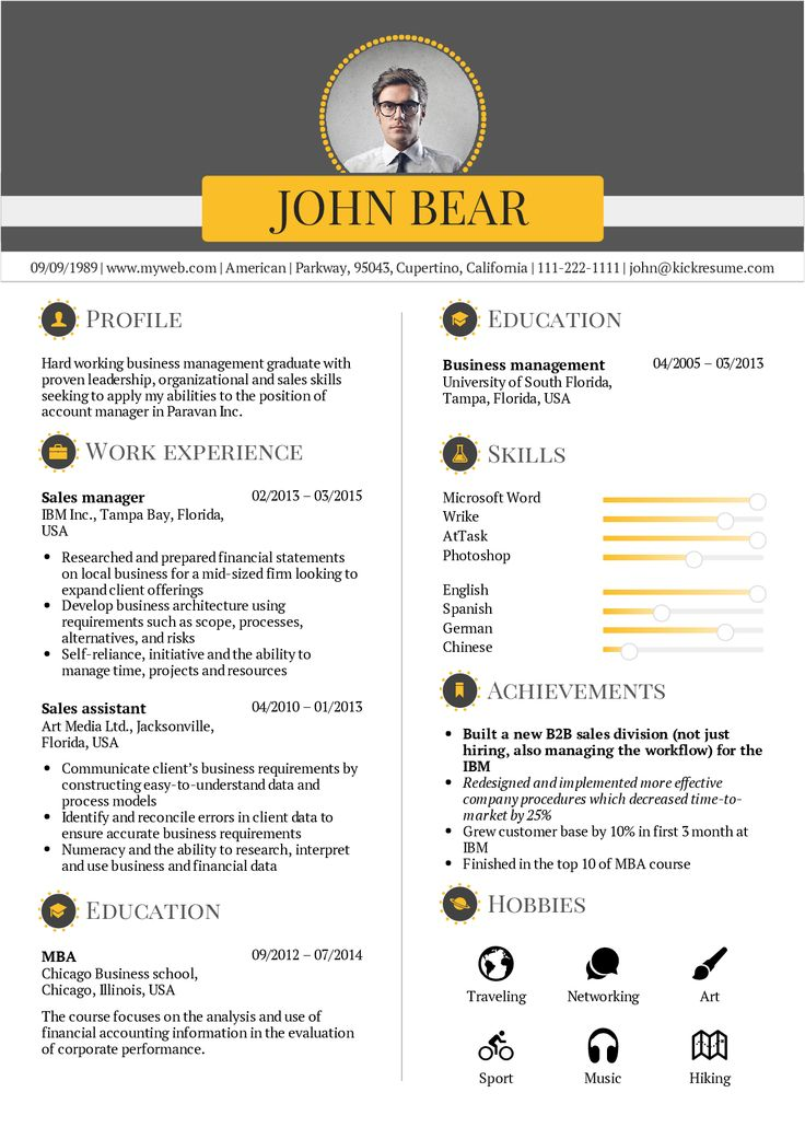 usa resume builder resume cv cover letter - Mobile Resume Builder