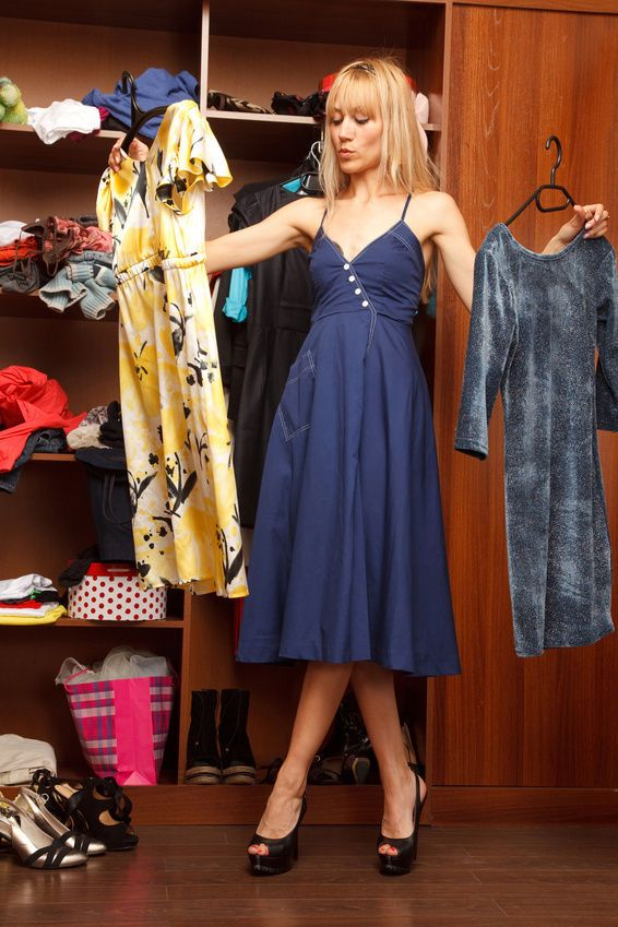 Downsize for Summer and Do a Complete Closet Overhaul  An overfull closet might make it difficult to find that great summer outfit you can finally wear again. Take those old clothes and shoes out of your closet and make some cash selling them on eBay. All you need to do is set up a listing and sell the clothes and shoes you don't want.
