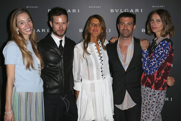 Anna dello Russo Photos: Bulgari Celebrates Milan Design Week