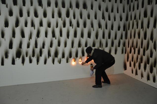 Christian Jaccard Centre d'art contemporain de Meymac, Abbaye Saint-André | Centre national des arts plastiques