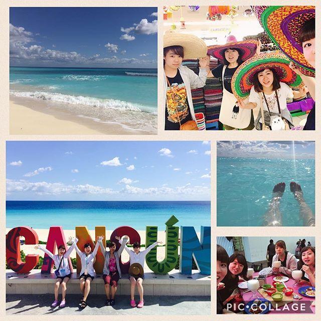 【yukiko_228】さんのInstagramをピンしています。 《メキシコ旅行🇲🇽最終日はカンクンへ🏖カリブ海きれいすぎました✨ここは英語通じるから個人的にまた行こかな♡メキシコ🇲🇽日本人にはマイナーな所やけど、すごくいい所でした! #メキシコ #mexico #カンクン #cancun #travel #カリブ海 #きれい #beautiful #beach #海 #caribbean #sunny #次は韓国》