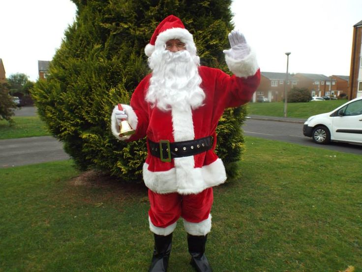Create everlasting memories and gift your child with an appearance from a Real life Santa .http://www.firstchoicebouncycastlehire.co.uk/