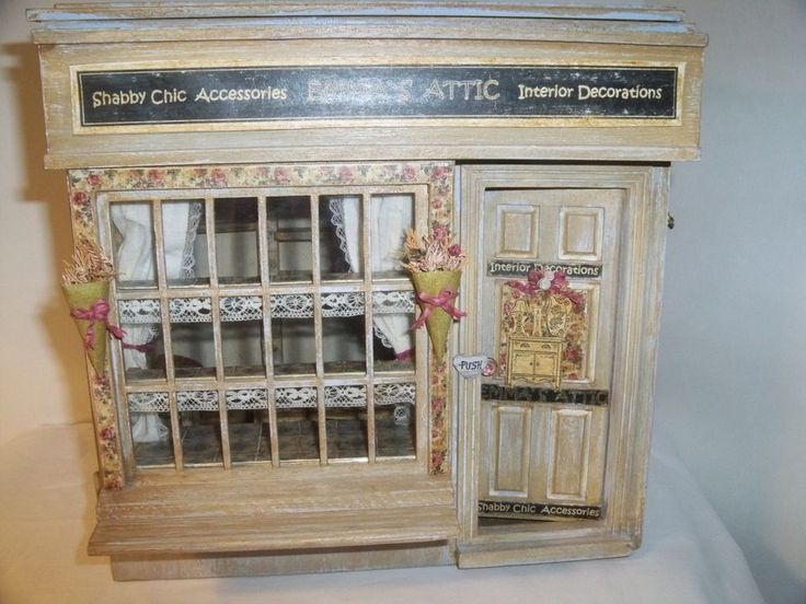 363 best Miniature Doll House Room Boxes Architectural Items