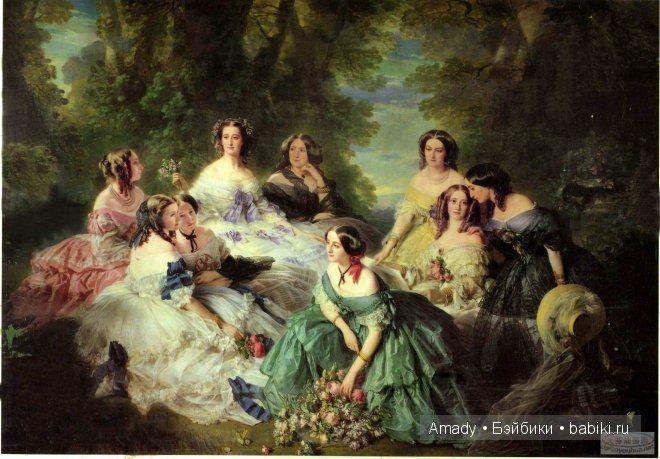 Женщины в картинах знаменитых зарубежных художников (более 100 картин) / Культурное наследие / Бэйбики. Куклы фото. Одежда для кукол