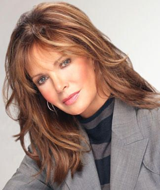 Jaclyn Smith, not sure, she may be in her 60s now, and she is still so gorgeous.