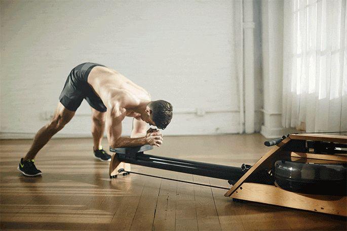 Lat Straight-Arm plank