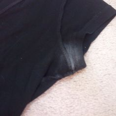 1000 ideas about remove deodorant stains on pinterest for Deodorant stains on black shirt
