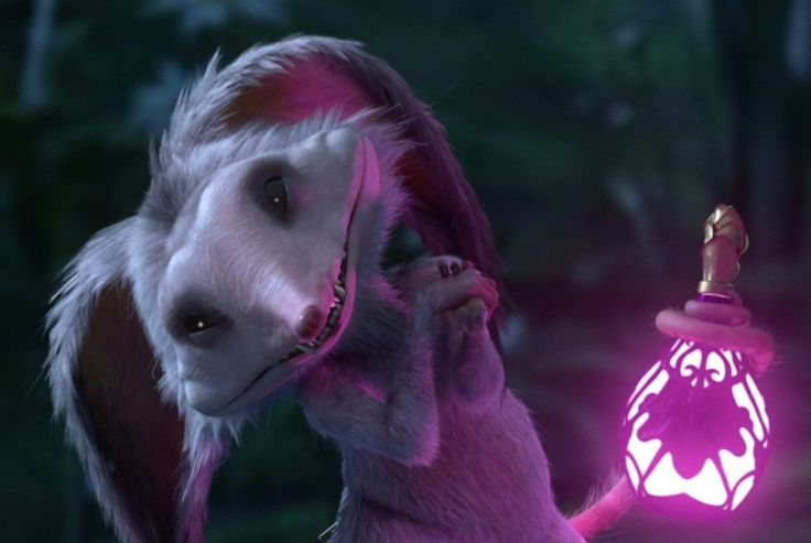 The Imp is character in the film Strange Magic, he steals the love potion and causes all sorts of mischief thought the film. He is voiced by Brenda Chapman.