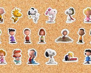 Aplique Snoopy Filme 3,5 cm