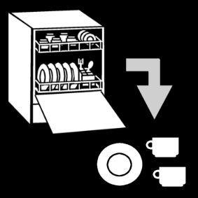 pictogram vaatwasser leegmaken pictogram pictogram. Black Bedroom Furniture Sets. Home Design Ideas