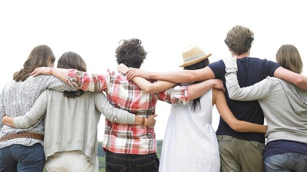 Be a blessing: Make an intentional effort to stay connected with your adult siblings. A weekly email or phone call shares love beyond words!