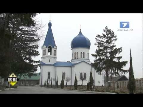 ASFALT DE MOLDOVA - Mănăstirea Frumoasa