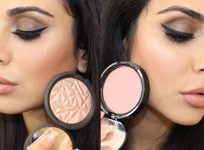 Duper Alert! Becca Vs. NYX Highlighter (Is the Drugstore Version Better)?