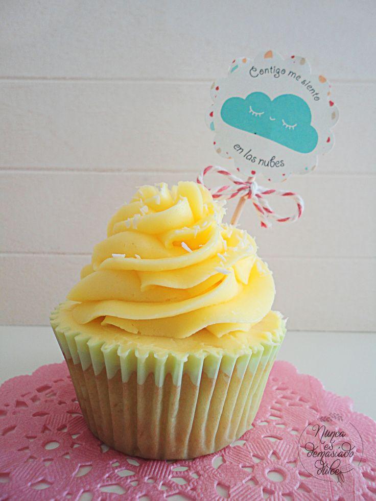 Cupcake topper (Free Printable)