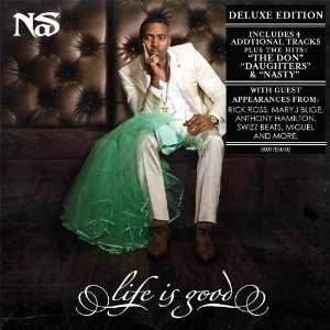 Life Is Good (2012).  The song about daughters is great.  I would say Nas is back but in my opinion he never left. It's nice to see him rule the charts again.  5 stars!