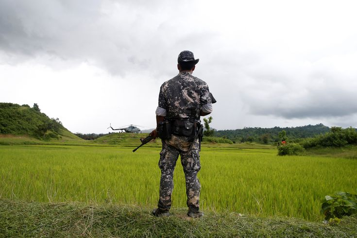 ICYMI: Myanmar Says Its Soldiers Are to Blame For the Deaths of 10 Rohingya Found in a Mass Grave