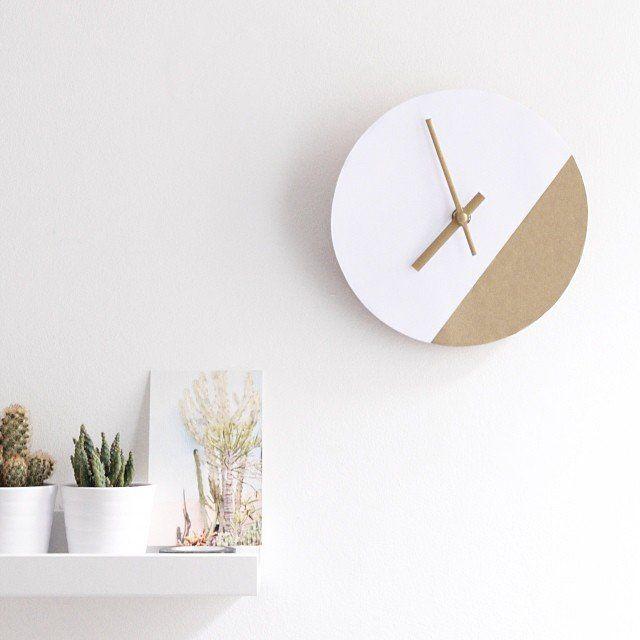 1000 Id Es Sur Le Th Me Horloge Murale Design Sur