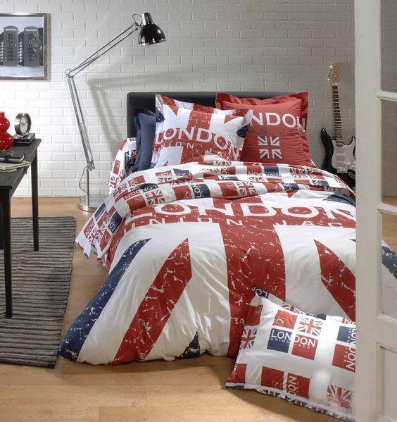 deco chambre london2 Deco Chambre London