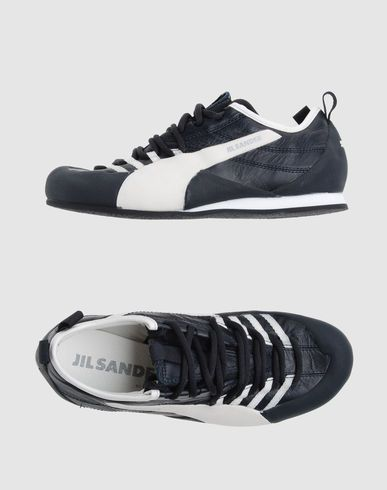 """PUMA-JIL SANDER - SneakersPUMA has always been on the forefront of fashion collaborations and partnerships. In 1997, before any brands even knew about the concept of """"collaborations,"""" PUMA partnered with designer Xuly Bet. In 1998, Jil Sander and PUMA collaborated on a line of footwear."""