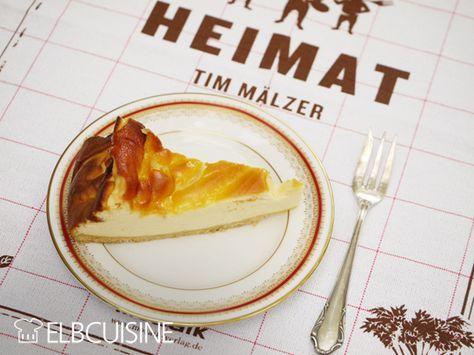 Fantastischer Eierlikör-Käsekuchen aus der HEIMAT von Tim Mälzer