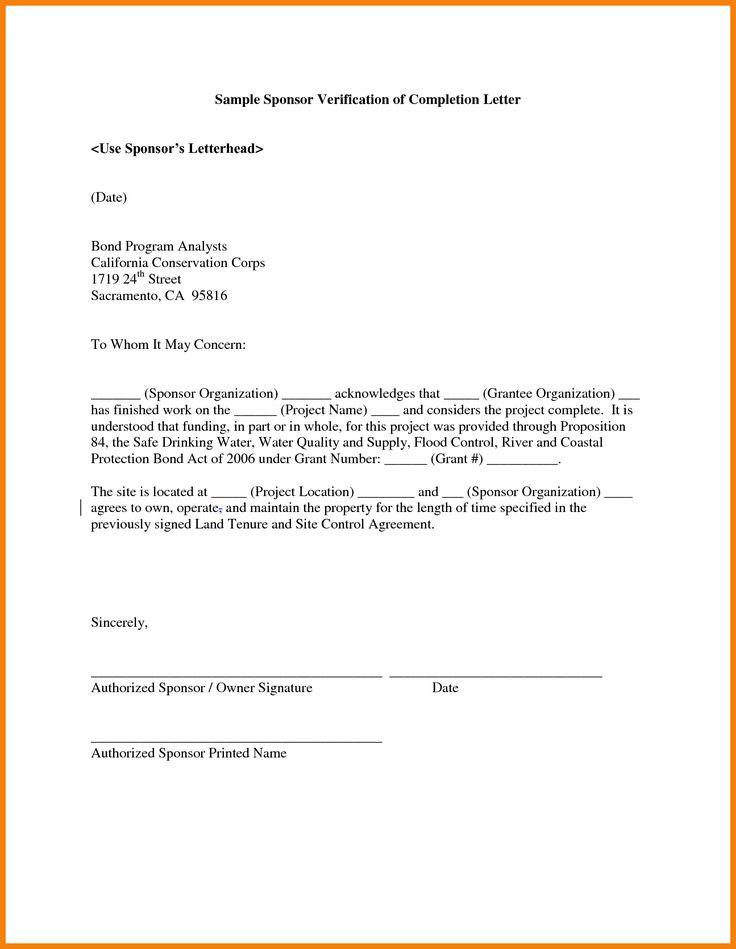 12 Pletion Letter